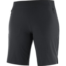 Salomon Wayfarer Pull On Shortsit Naiset, black